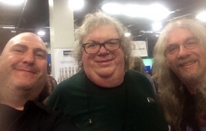 NAMM 2016 - Paul Ceppaglia, Mick Guzauski, Marty Peters