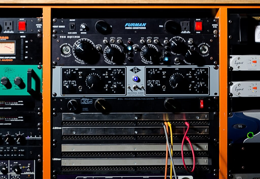 Shadow Hills Equinox & Universal Audio 610