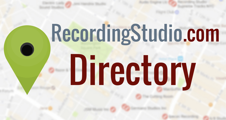 RecordingStudio.com Directory