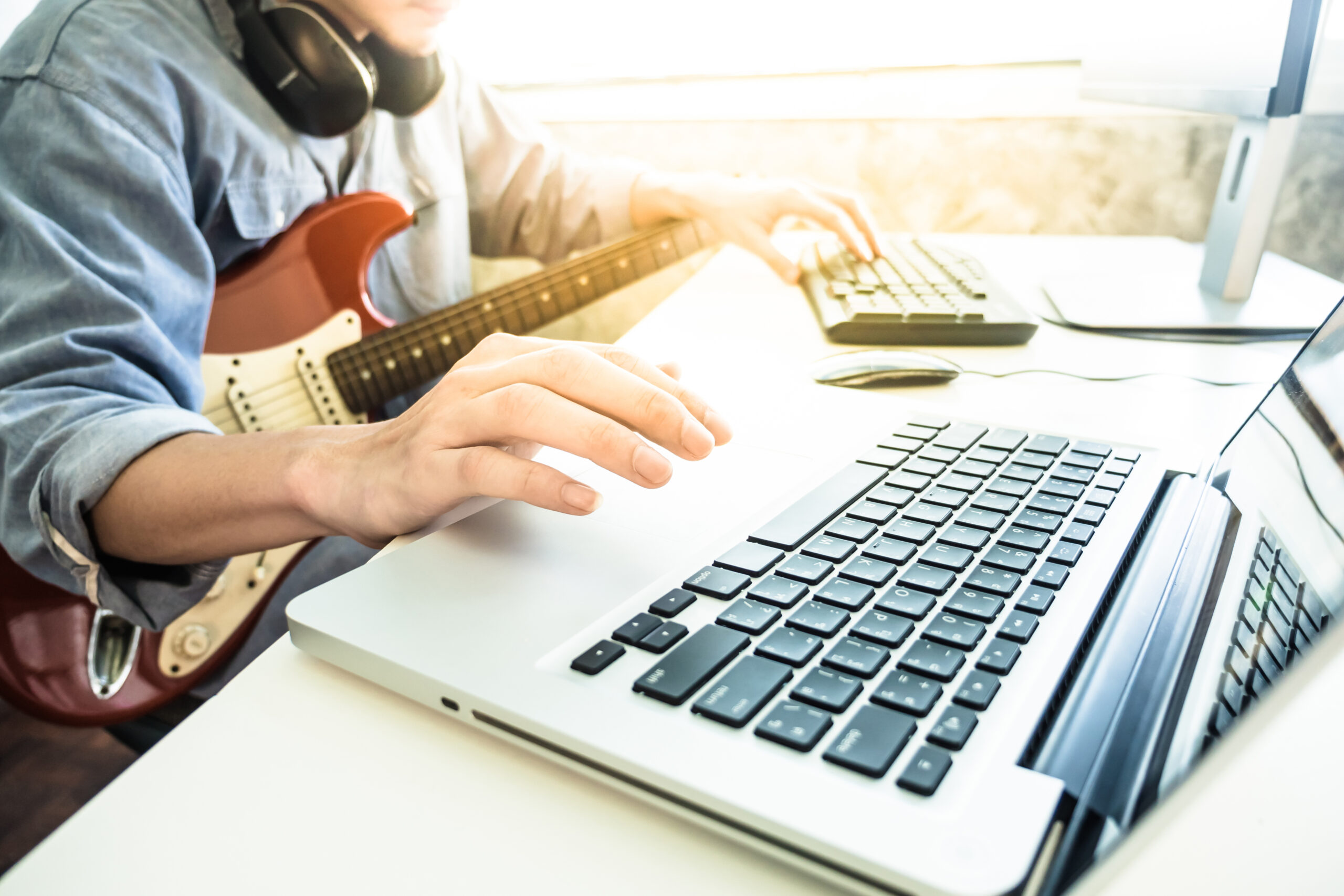 songwriting and producing
